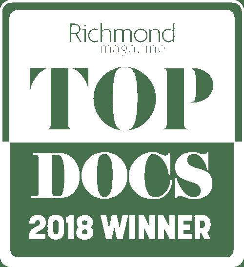 Top Docs 2018 Award Winner